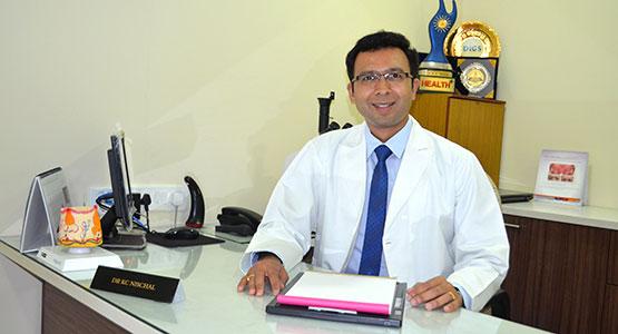 skin & hair Specialist Dr.Nischal
